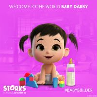 Baby Darby by waterbender412