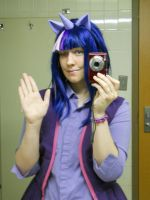 Twilight Sparkle Progress Pic by SorceressCassandra