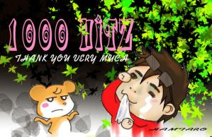 1000 hitz by Glamour5503