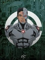 Cyborg: Ray Fisher by Ptratux