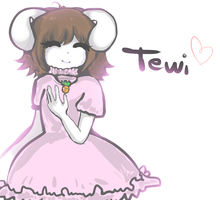 Tewi by Anny-tta