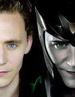 Tom Hiddleston / Loki I by Loki-pls