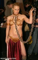 Slave Leia Monique by andersv
