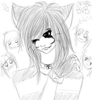 Anime BVB by LuciferxMorningStar