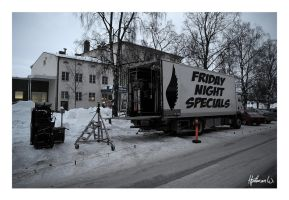 FNS promo 2014.19 Truck by wchild