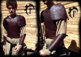 Jorah Mormont armor by Feral-Workshop