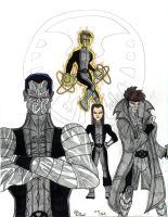 X-Force by Hyperkid37