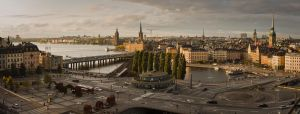 Stockholm II by abey79