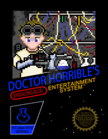 NINTENDO: NES Doctor Horrible by Silverhammer37