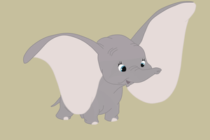 dumbo by twinlightownz