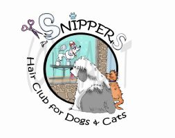 Snippers Logo by TRALLT