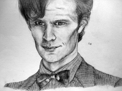 The 11th Doctor by QuirinusQuirrell