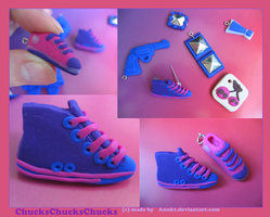 Fimo Chuck by AnnKT