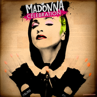Madonna - Celebration by jonatasciccone
