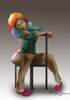 Lois Griffin by TaraGraphic