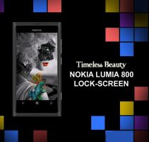 Nokia Lumia 800 Wallpaper : Timeless Beauty by bladerahul