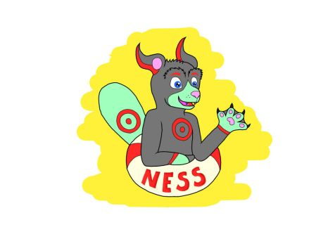 Ness badge by russia13666