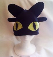 Toothless hat by CaptHansIsMyMaster