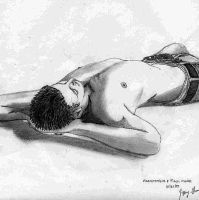 Abercrombie Model Sketch by th3limit
