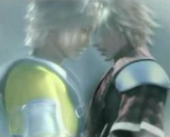 Tidus Shuyin Love by KasaiDraco