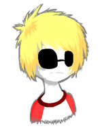 HS: Dave Strider by sariasong64