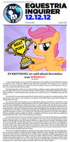 Equestria Inquirer 63 by JoeStevensInc