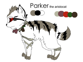 Parker Ref by Foxtail76