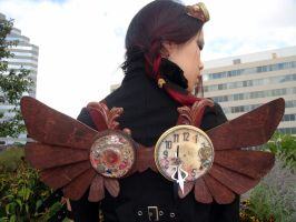 Steampunk Wings 2 by livetoletlive