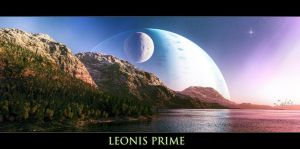 Leonis Prime Green filter by Wetbanana