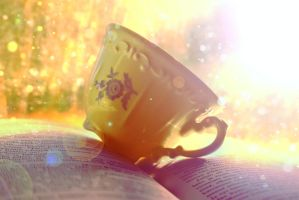 Magic cup by Floreina-Photography