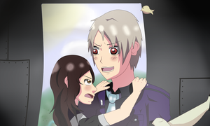 Such a loving Prussia by NaruSakuLove1234
