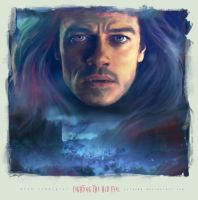 Dracula Untold - Fighting The  Old Evil by cylonka