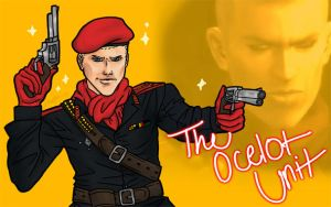 Ocelot Unit ID contest entry by ReaperClamp