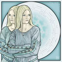 Gemini by phantoms-siren