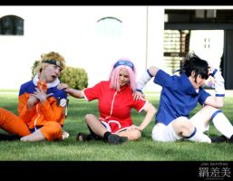 Naruto: Funny time by GuardianOfCloud
