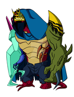 Ultimate Kevin - Omniverse Style by Supersketch1220