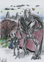 General Grevious and his Son by JiPoJiP