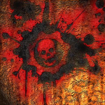 Gears of War (Logo) by BennyCrazy17