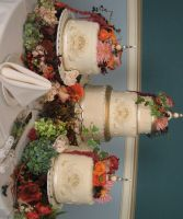 wedding cakes by cakelover88