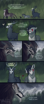 Who's kingdom? (comic) by Whiluna