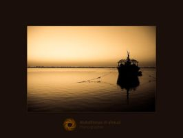 .. Ship .. by Abdulrhman