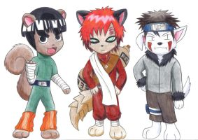 Anthro Naruto 2 by DemonAnime-Bloodlust