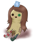 Raggedy Princess by AndiScissorhands