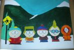 South Park by White-Knuckles