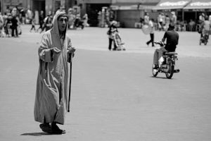 Postcard from Marrakesh 09 by JACAC