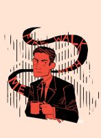 Agent Cooper by IwuvtheOffice