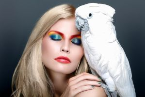 Parrot by abclic