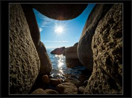 Sun Star - Lake Tahoe by Tomoji-ized