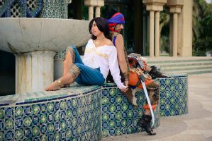 Prince of persia. Oasis by Isawa-Hiromi