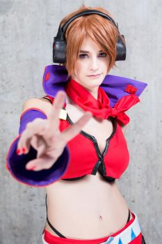Meiko from Vocaloid by YumeLujury